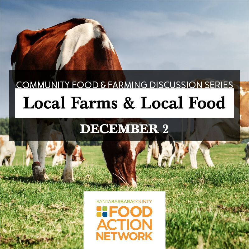 Local Farms & Local Food - December 2