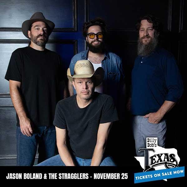 Nov. 25 - Jason Boland