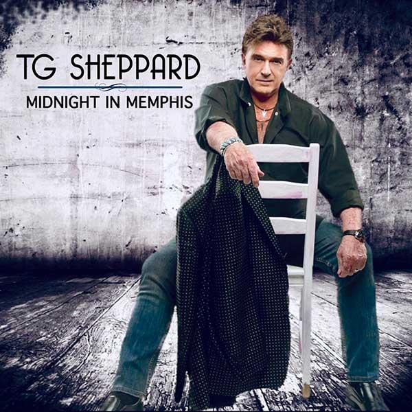 T.G. Sheppard / Midnight In Memphis (album cover art)
