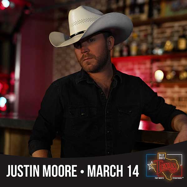 Justin Moore (03/14)