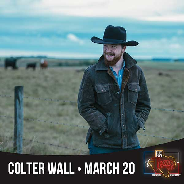 Colter Wall (03/20)