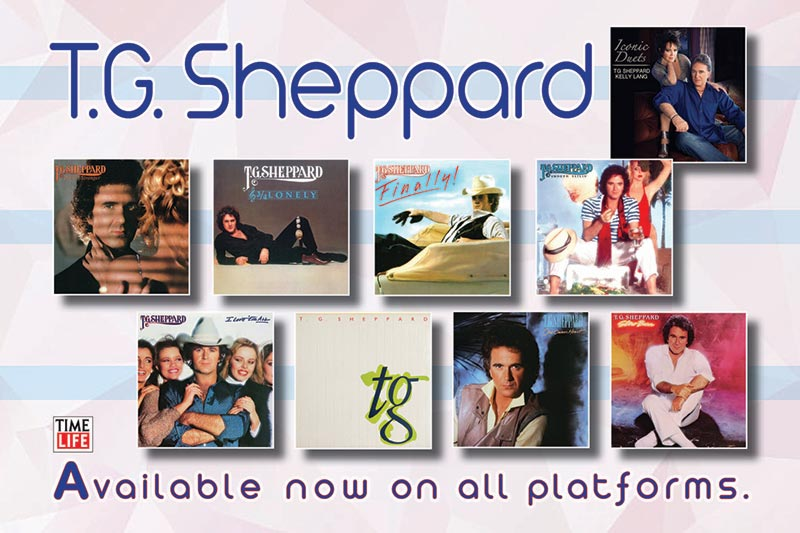 T.G. Sheppard / Time Life