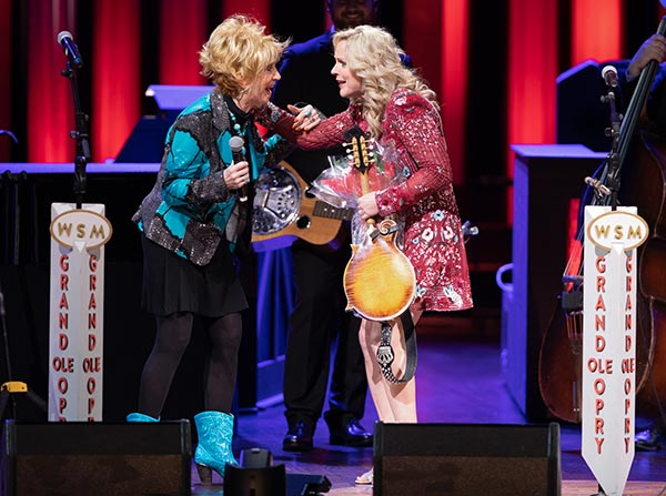 Jeannie Seely & Rhonda Vincent