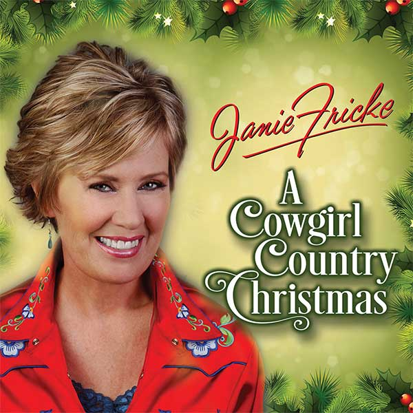Janie Fricke 'A Cowgirl Country Christmas'