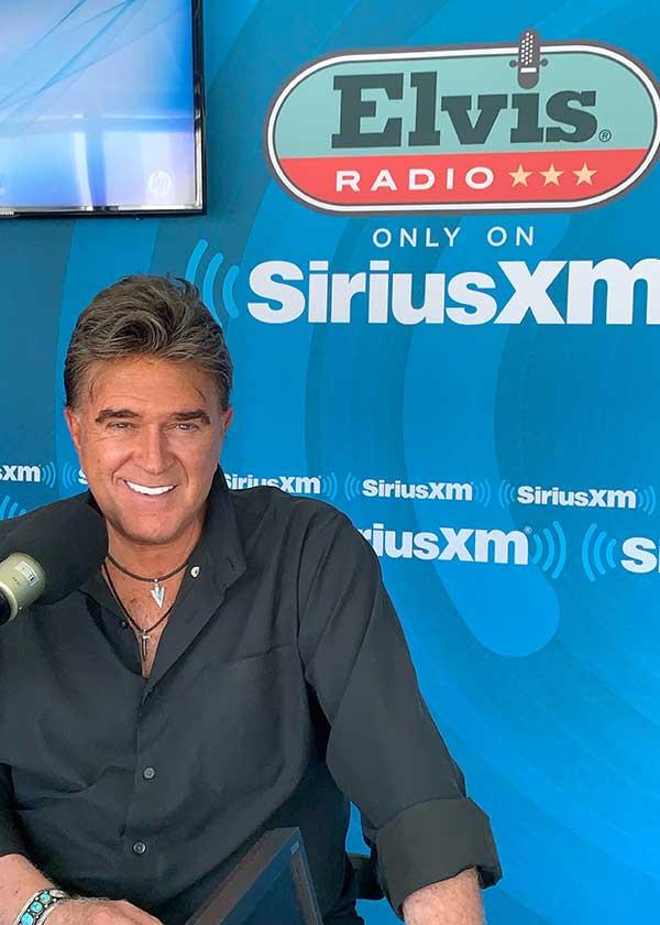 T.G. Sheppard on SiriusXM Elvis Radio