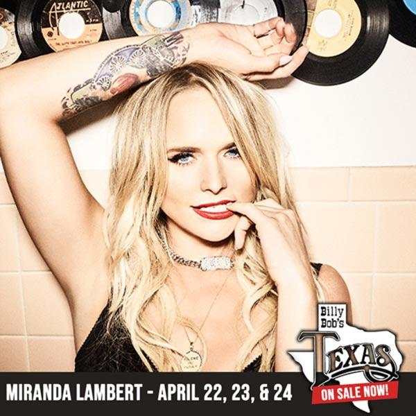 Miranda Lambert / Billy Bob's Texas