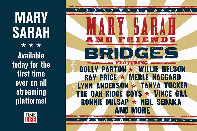 Mary Sarah - 'Bridges'
