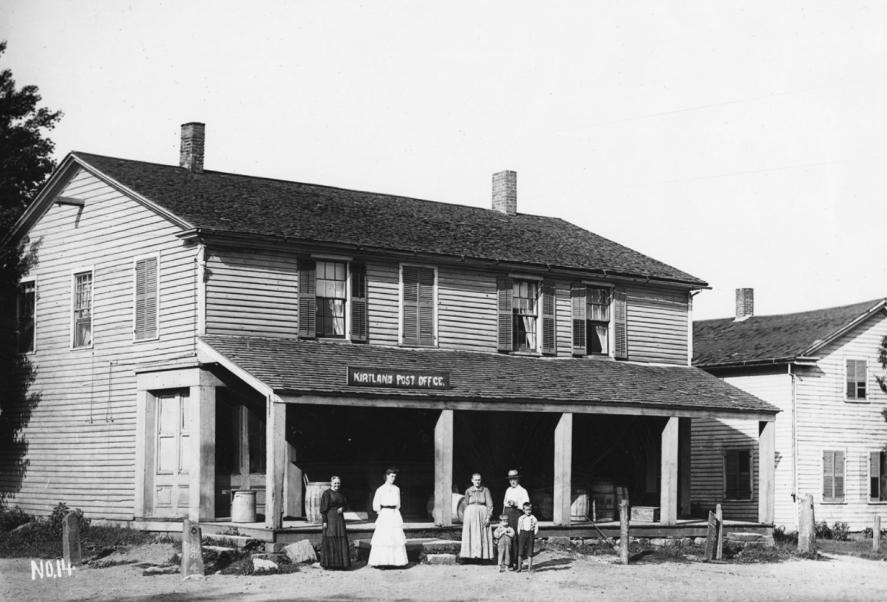 N.K. Whitney Store, 1907.