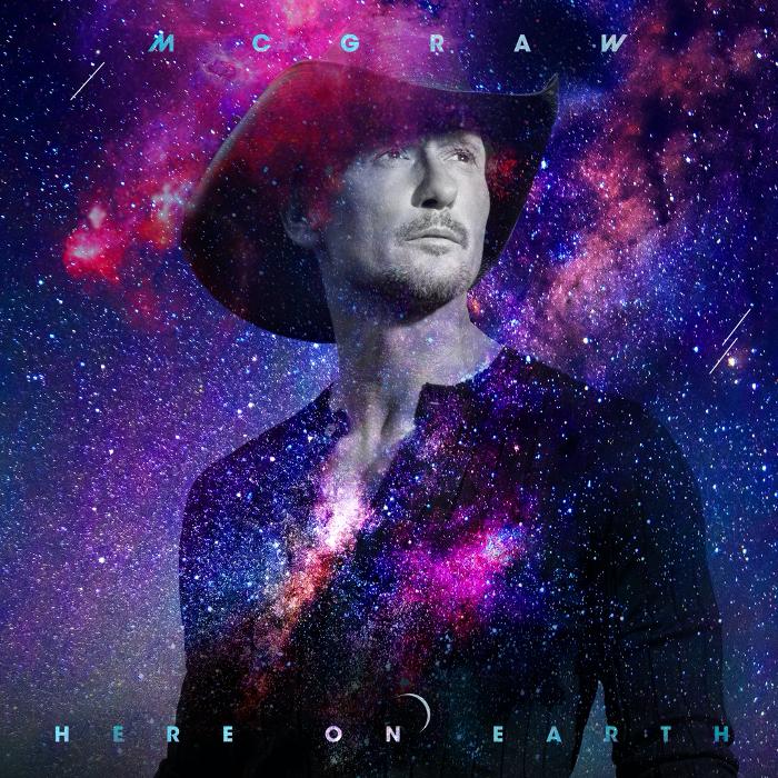Tim McGraw Has #1 Album