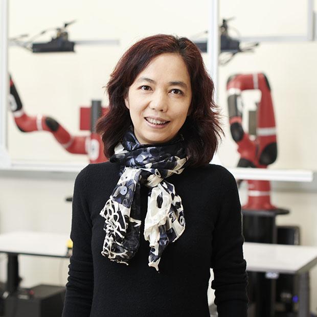 Photo of Fei-Fei Li