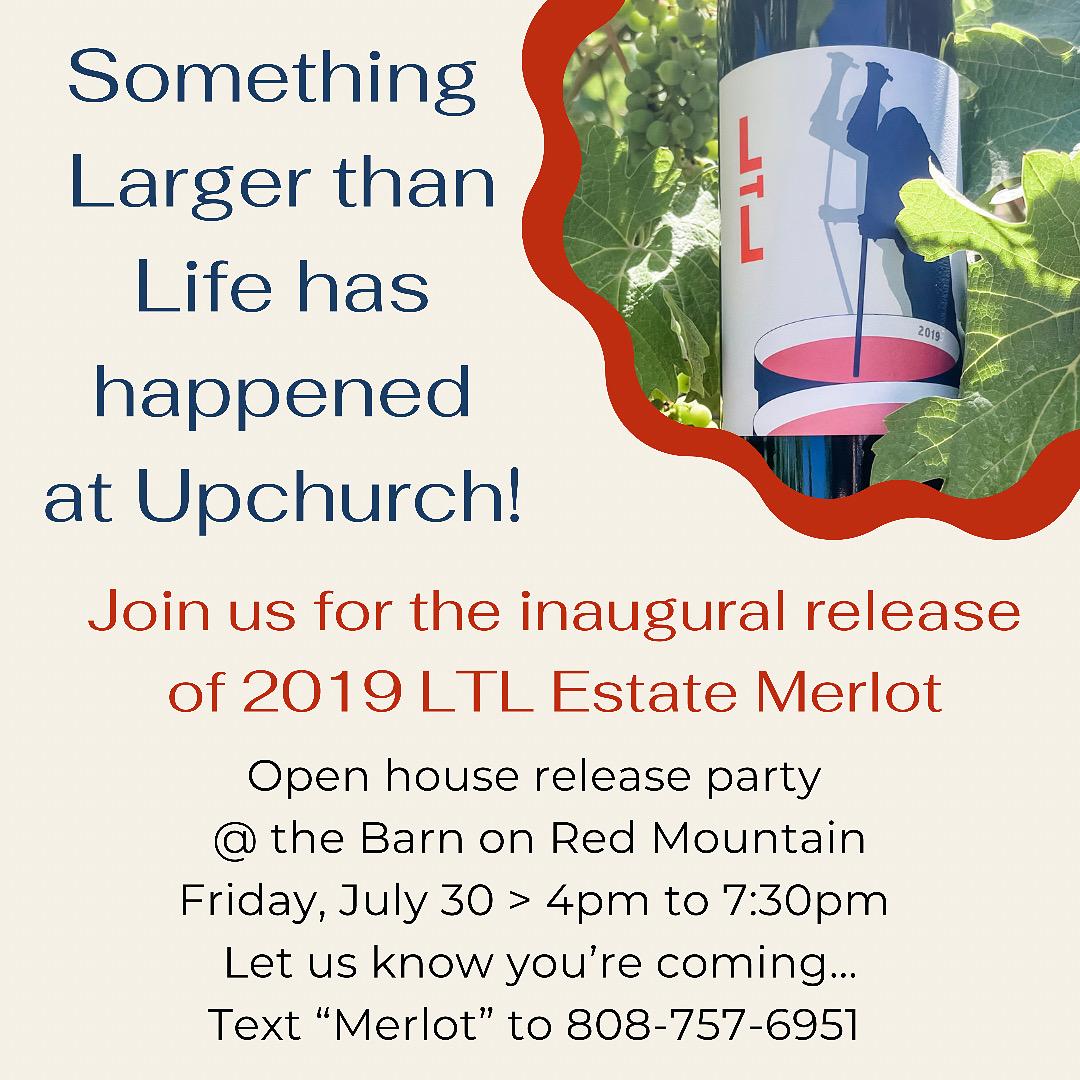 Upchurch Vineyard Update