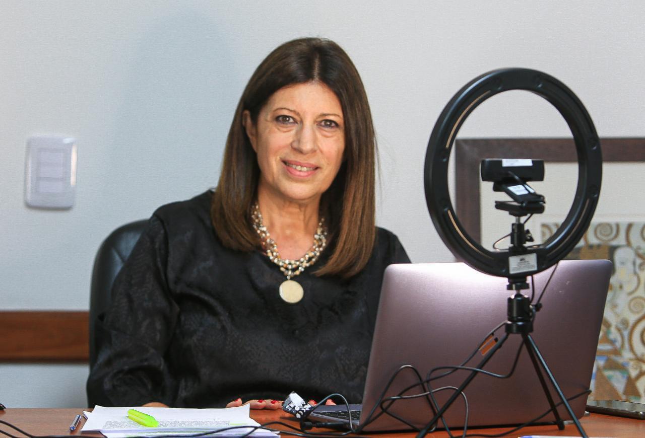 Clara García encabezará la lista al Senado nacional, acompañada por Mónica Fein a diputados