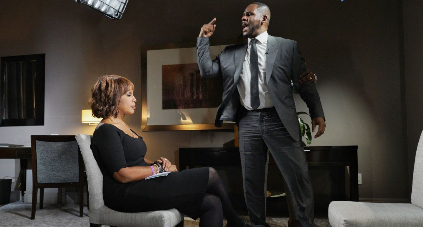R. Kelly interview a spotlight moment for Gayle King
