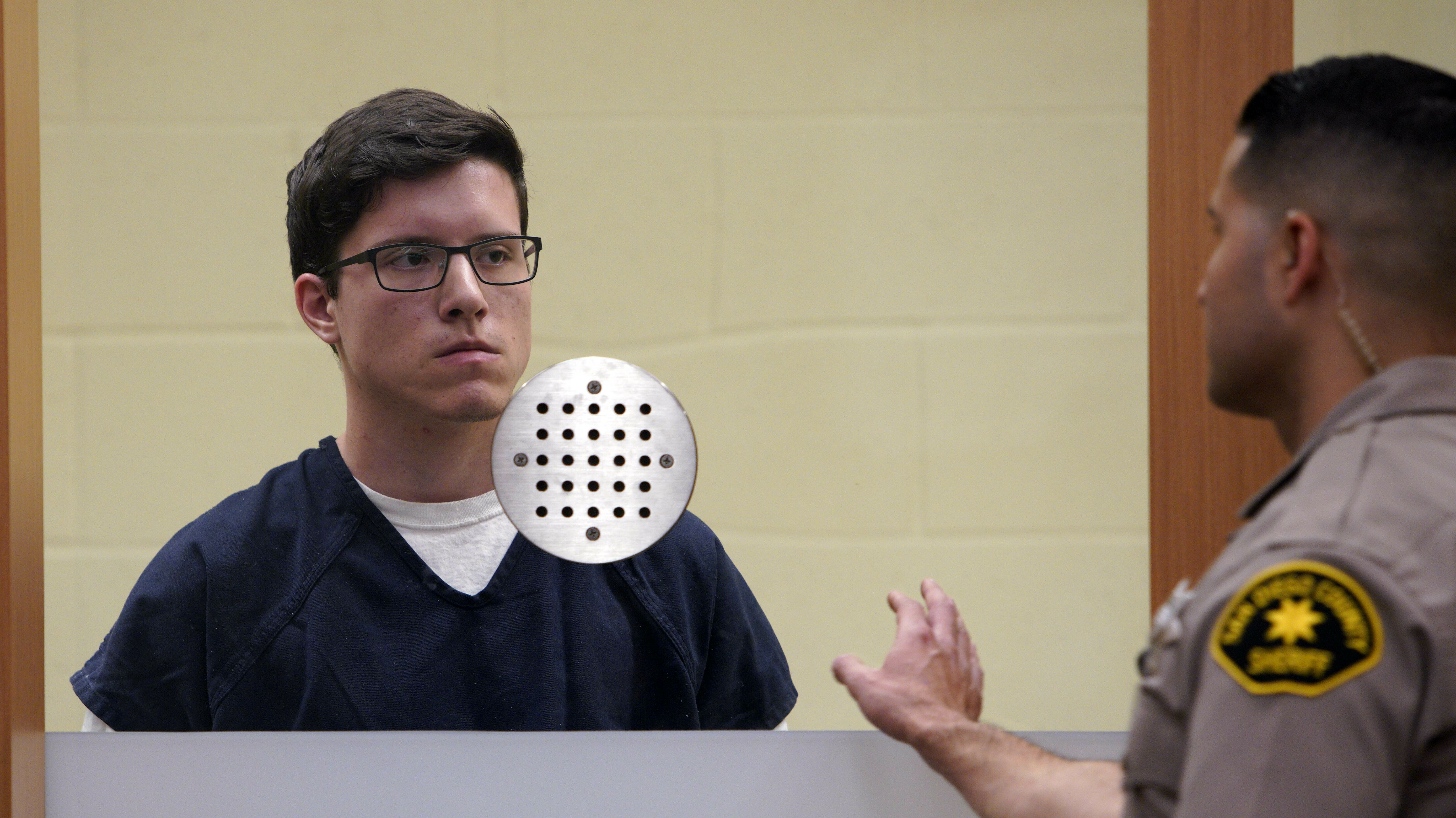 Suspect is 'extraordinary risk to public safety,' judge says