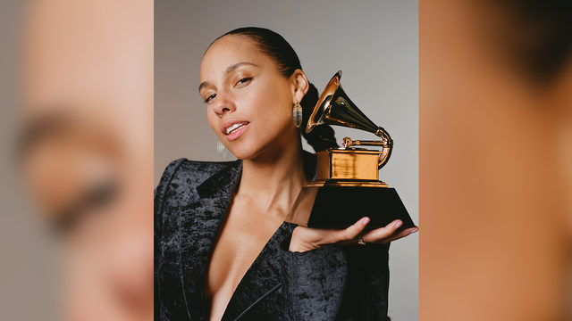 Image result for alicia keys grammys host