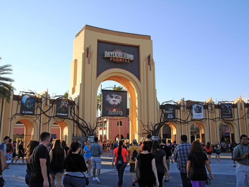 Universal's Islands of Adventure opened in 1999, part of an expansion of Universal Studios Florida.