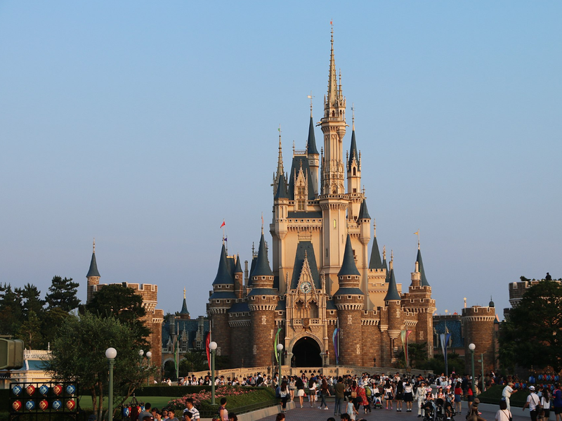 Tokyo Disney Resort was the first Disney park to be built outside the United States, opening in 1983.