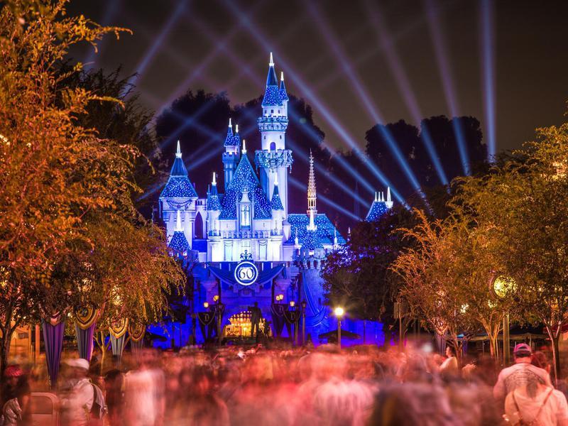 Disneyland Park opened in 1966 in Anaheim, Calif.