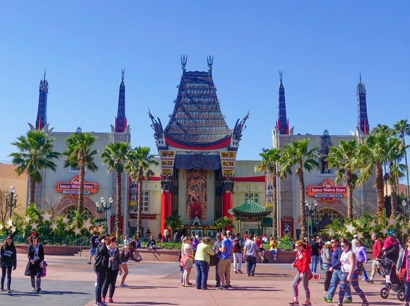 Disney's Hollywood Studios is dedicated to film, television, music and theater.