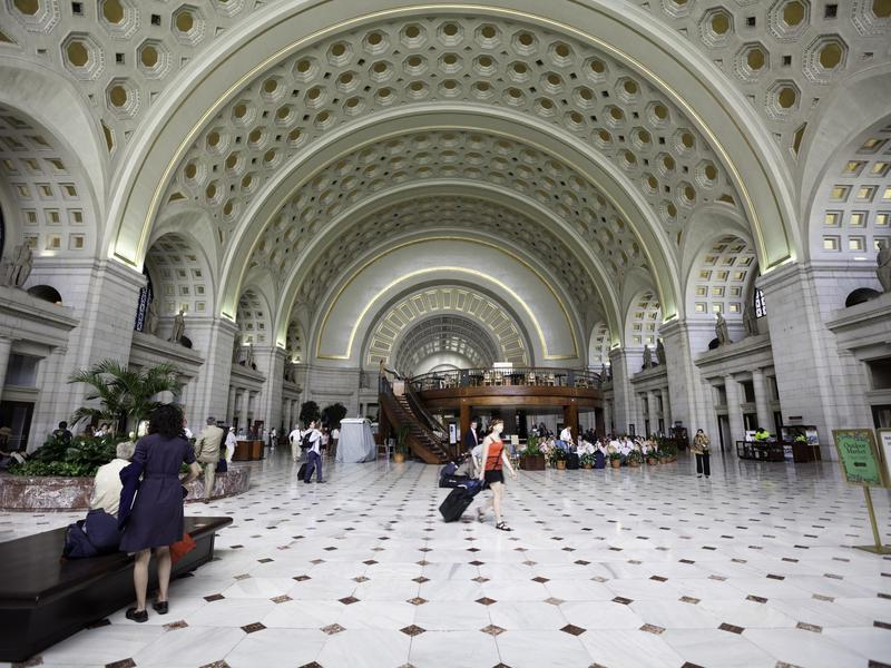 Union Station is best avoided during the spring and early summer.