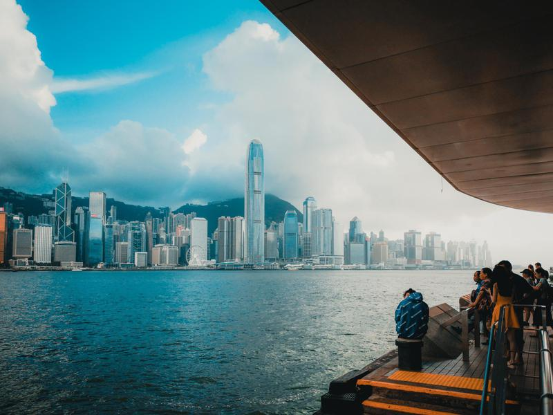 There's one week in particular when you should, at all costs, avoid Tsim Sha Tsui Promenade.
