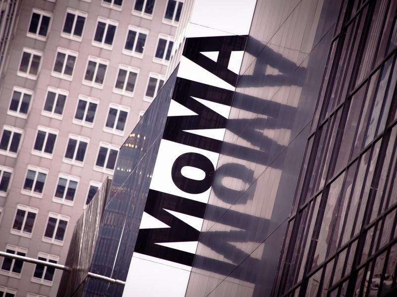 Slick, trendy MoMA is a Manhattan mainstay.
