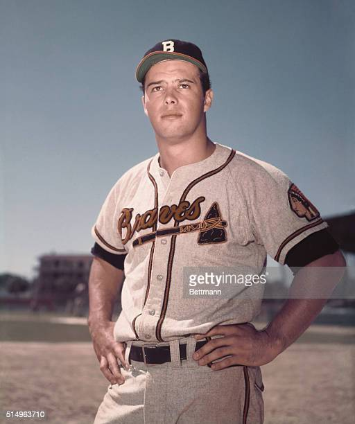Image result for picture of eddie mathews