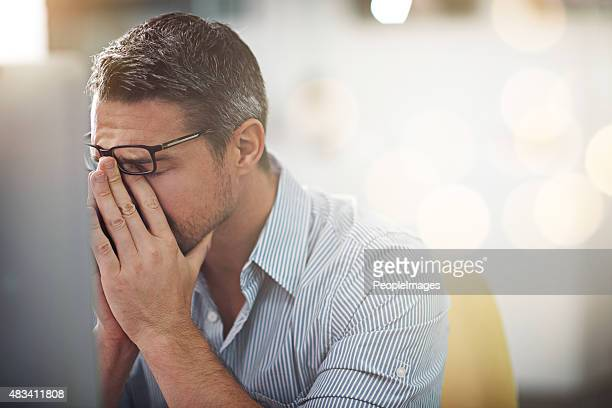 Image result for picture of someone suffering disappointment