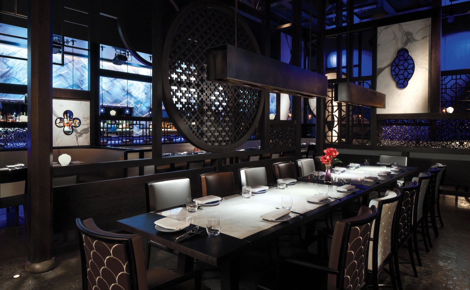 Image result for Hakkasan Restaurant at the MGM Grand