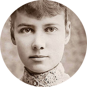 Nellie Bly, who was born this week in 1864