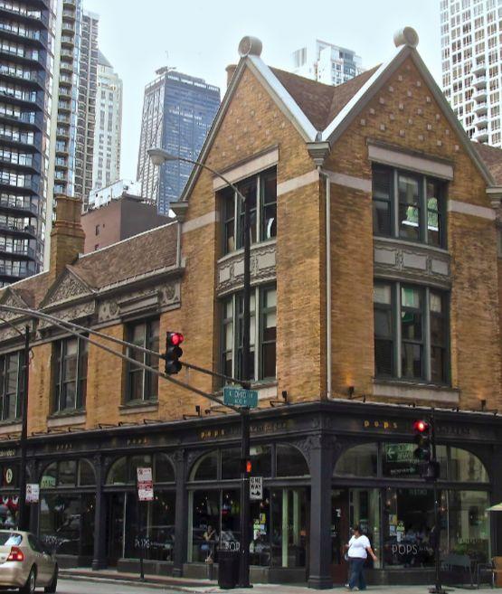 Buildings and beer