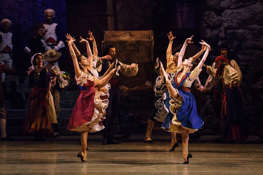 Mariinsky Ballet: Paquita