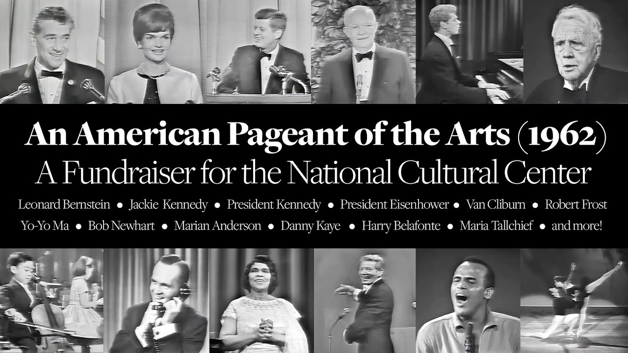 An American Pageant of the Arts