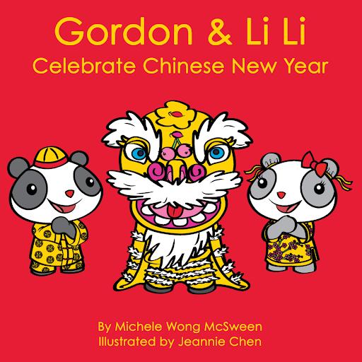 Book Cover of Gordon & Li Li Celebrate Chinese New Year