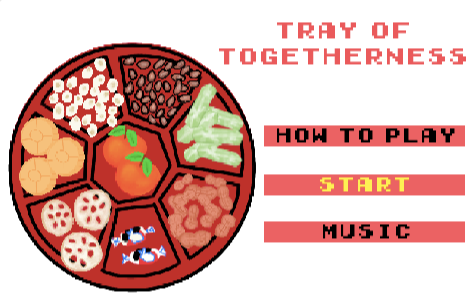 Click here to play MOCA's Tray of Togetherness game!