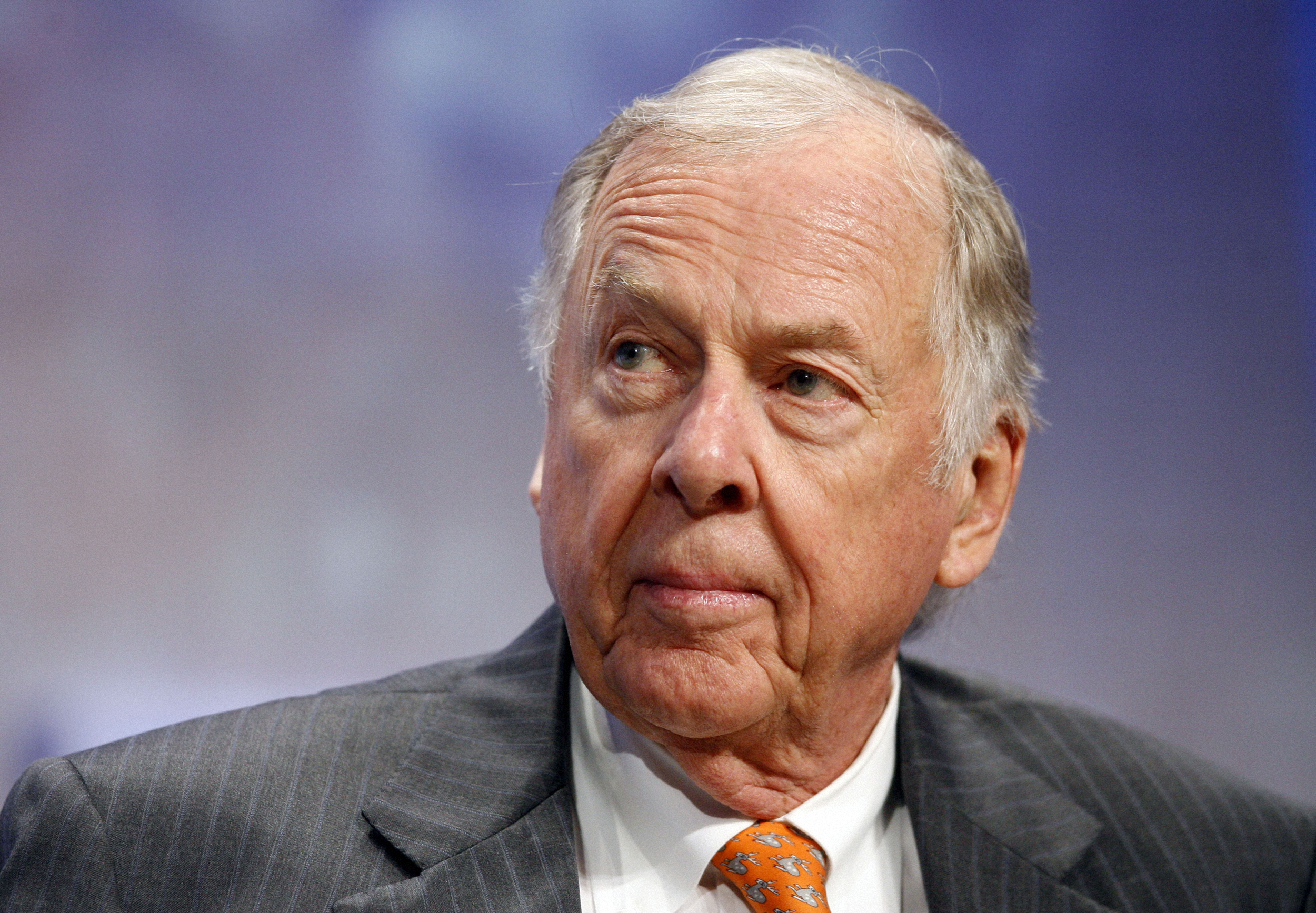 Image result for t boone pickens