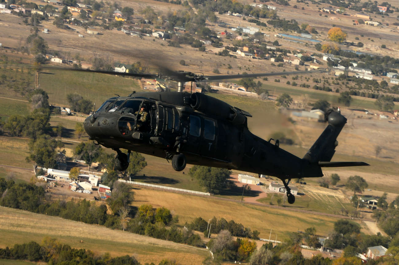 Blackhawk UH-60 most expensive military helicopters