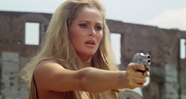 Image result for ursula andress the 10th victim
