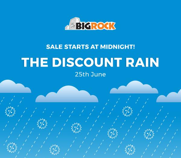 The Discount Rain