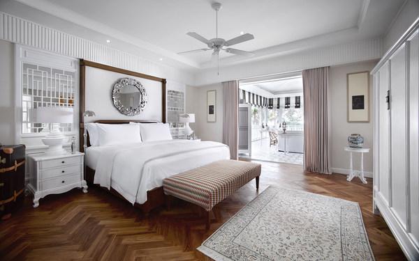 Vanda Villa Bedroom.