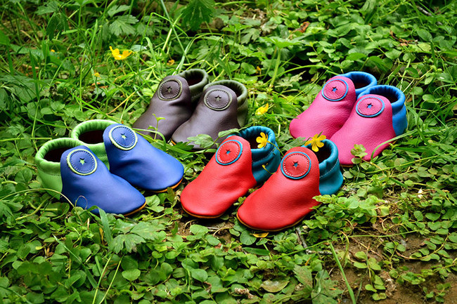 The new Scout from Softstar comes in 4 beautiful and kid-friendly color combinations.