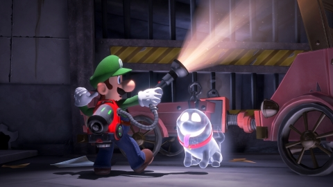 In Luigi's Mansion 3, Luigi embarks on a dream vacation with Mario and friends. However, his dream q ...