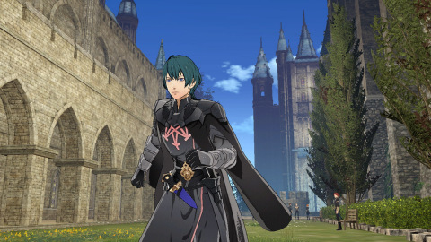 The Fire Emblem: Three Houses game will be available on July 26. (Photo: Business Wire)