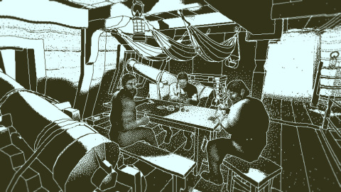 Return of the Obra Dinn will be available on Oct. 18. (Photo: Business Wire)