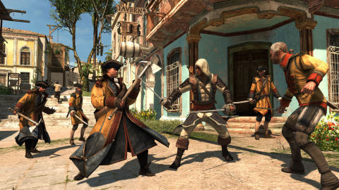 Assassin's Creed: The Rebel Collection will be available on Dec. 6. (Photo: Business Wire)