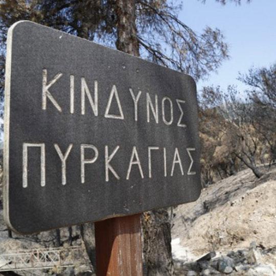 Ανακοίνωση του WWF Ελλάς για την έναρξη της αντιπυρικής περιόδου στο«Greenagenda.gr»