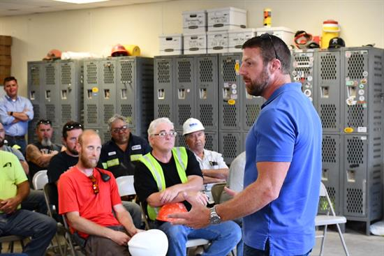 Energy Projects Get A Visit From Congressman Mullin
