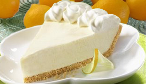 Chris's Cold Pie Recipe