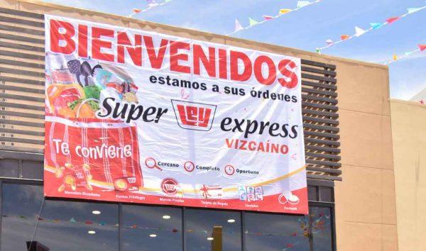 Inauguran Tienda Super Ley Express En Vizcaíno
