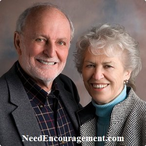 Stuart and Jill Briscoe NeedEncouragement